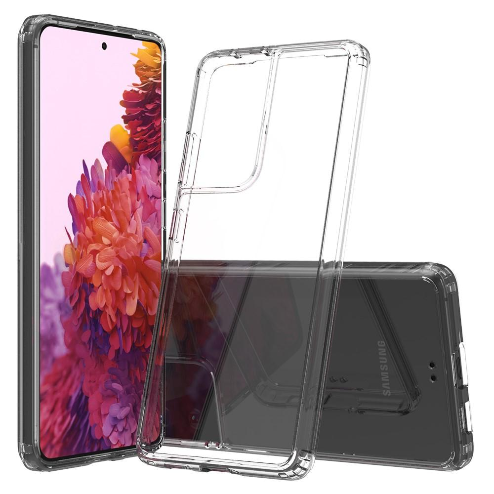 Crystal Hybrid Case Samsung Galaxy S21 Ultra Transparent