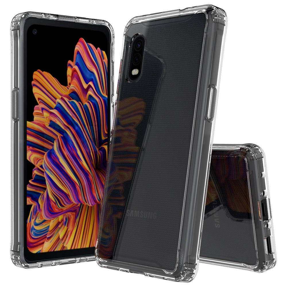 Crystal Hybrid Case Samsung Galaxy Xcover Pro Transparent