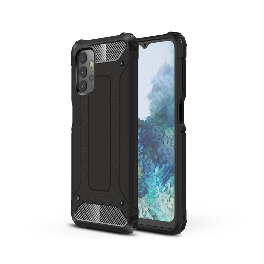 Hybridskal Tough Galaxy A32 5G svart