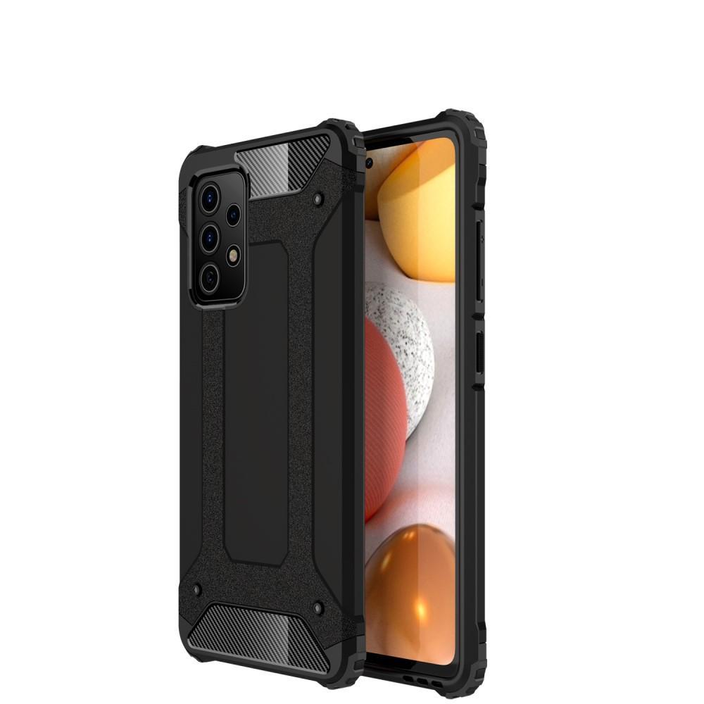 Hybridskal Tough Galaxy A52 5G svart
