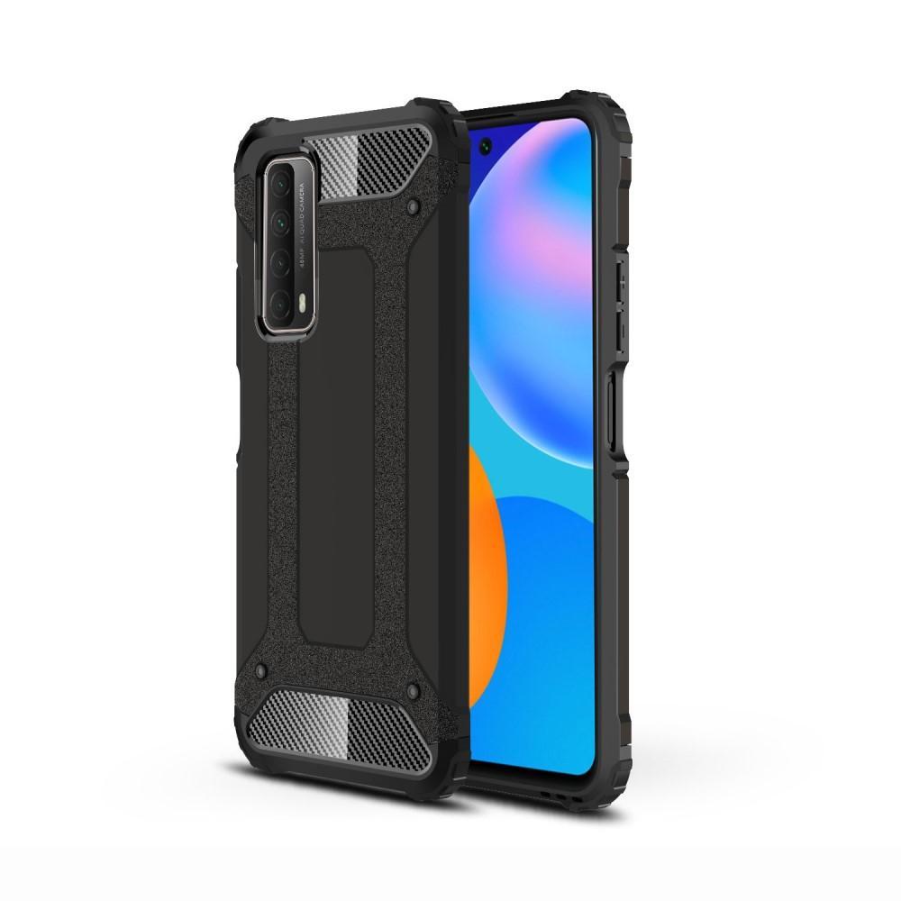 Hybridskal Tough Huawei P smart 2021 svart