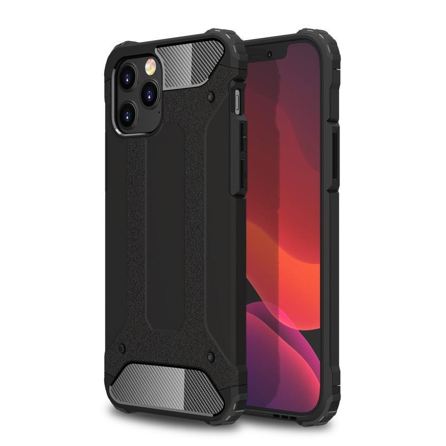 Hybridskal Tough iPhone 12 Pro Max svart
