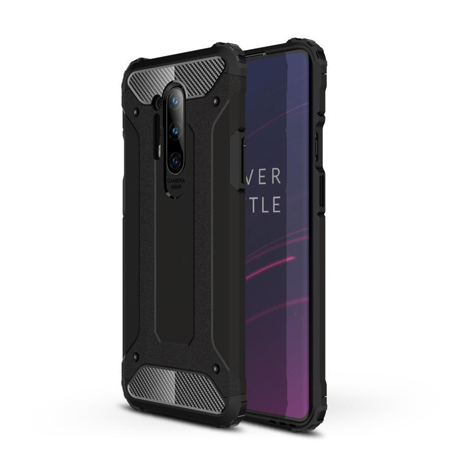 Hybridskal Tough OnePlus 8 Pro svart