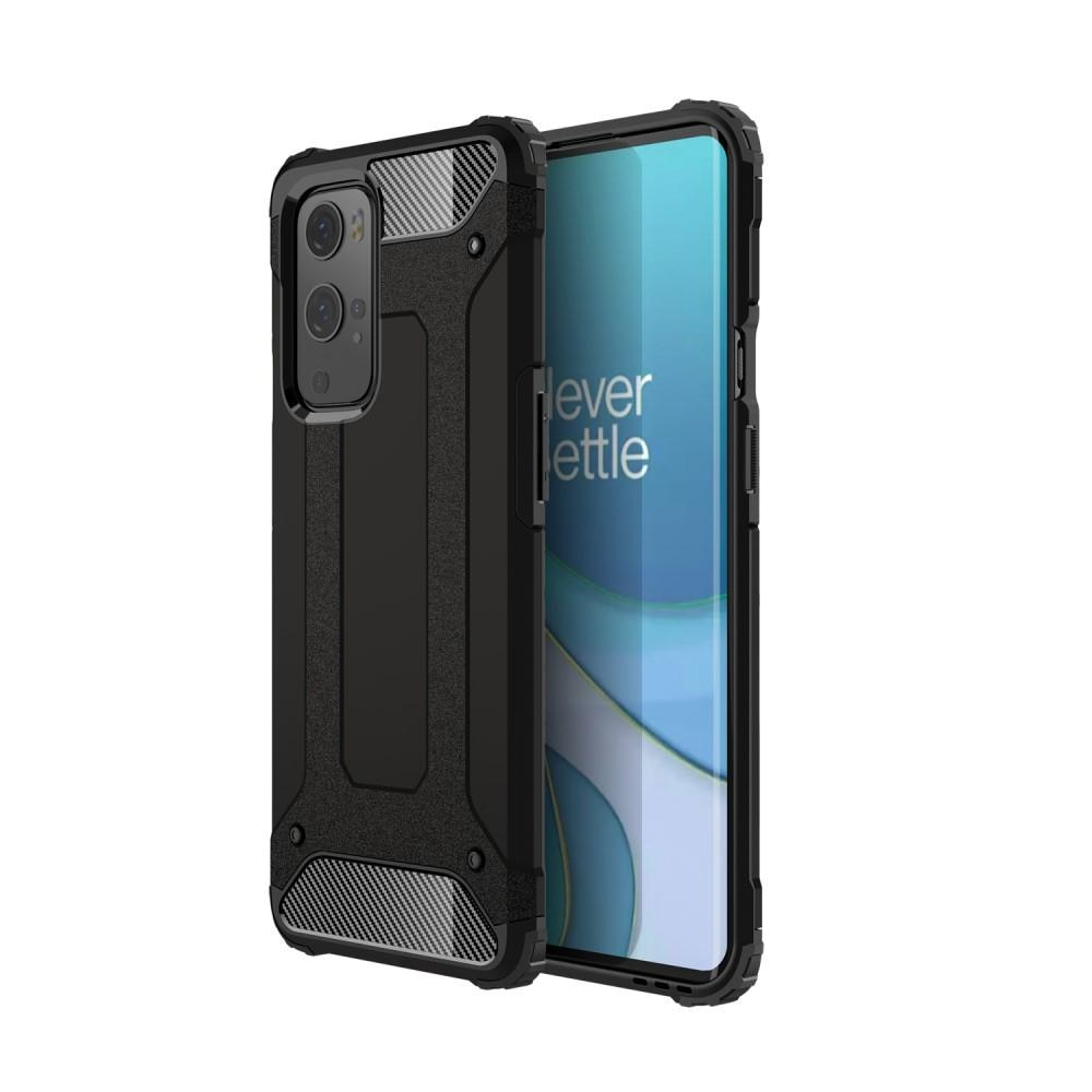 Hybridskal Tough OnePlus 9 Pro svart