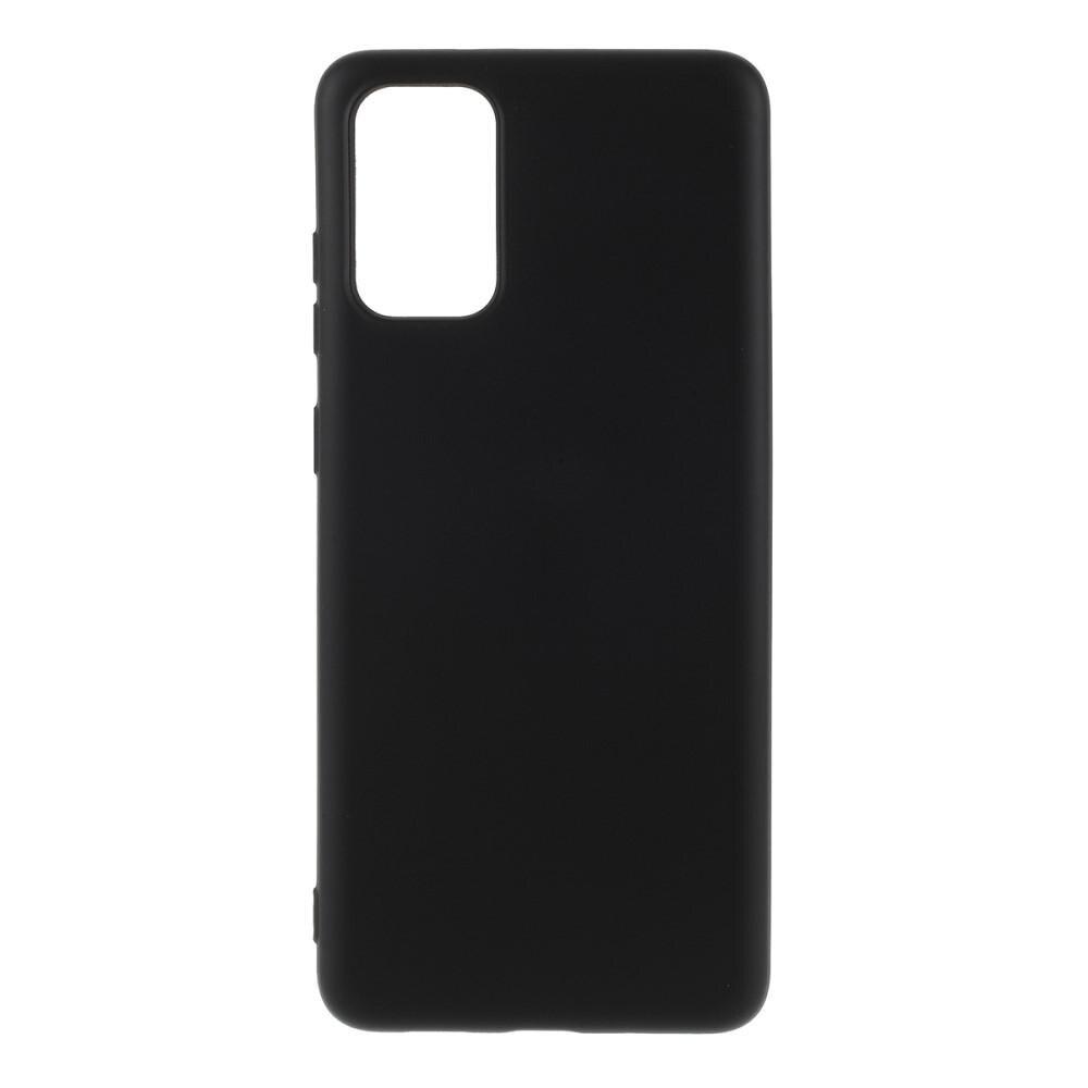 Liquid Silicone Case Galaxy S20 Black