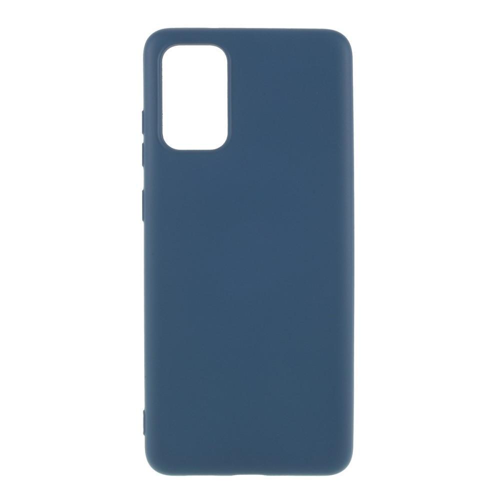 Liquid Silicone Case Galaxy S20 Blue