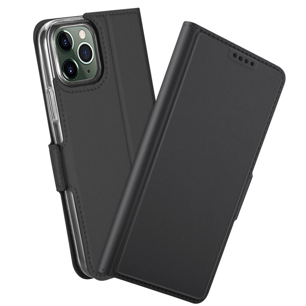 Slim Card Wallet iPhone 12/12 Pro svart