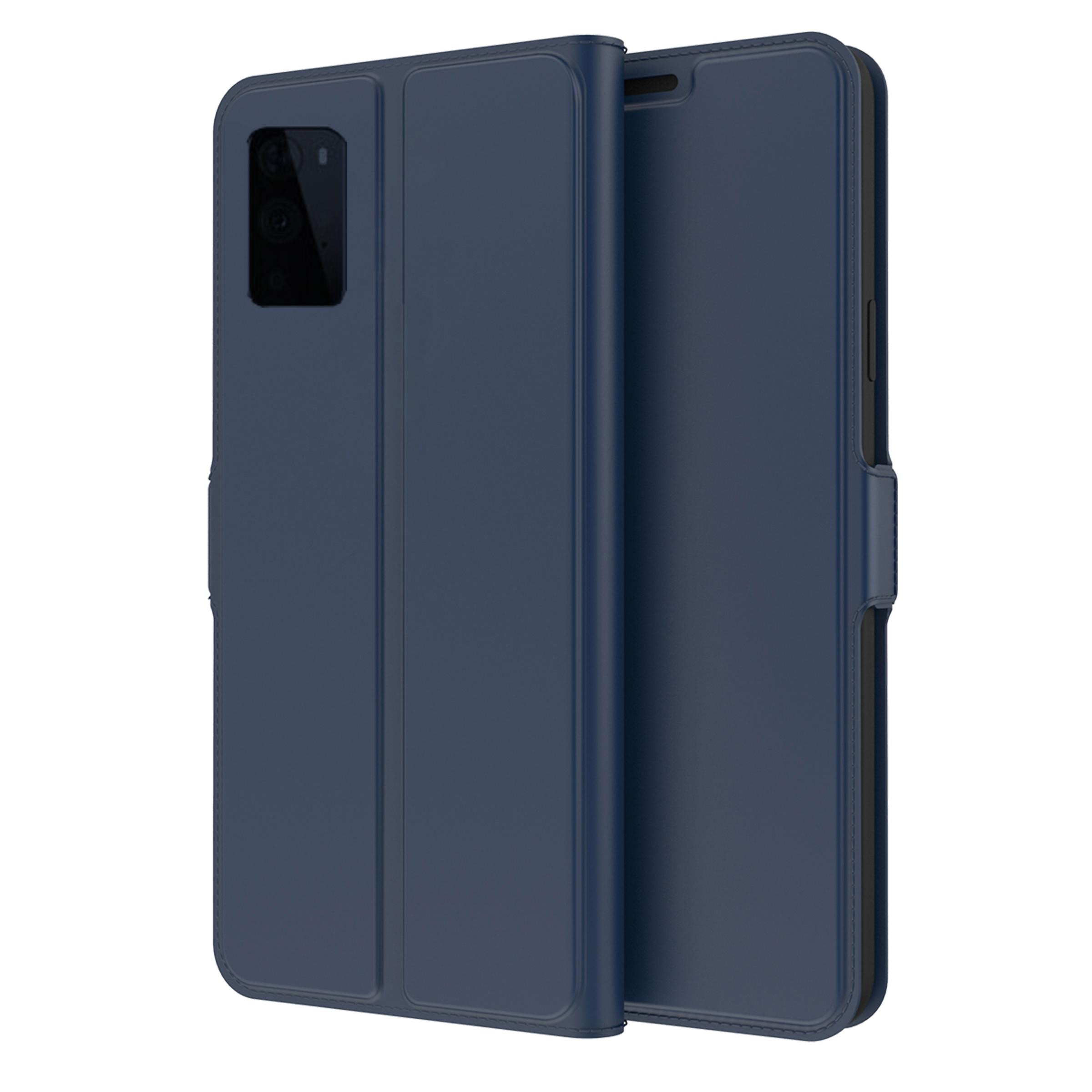 Slim Card Wallet OnePlus 9 marinblå