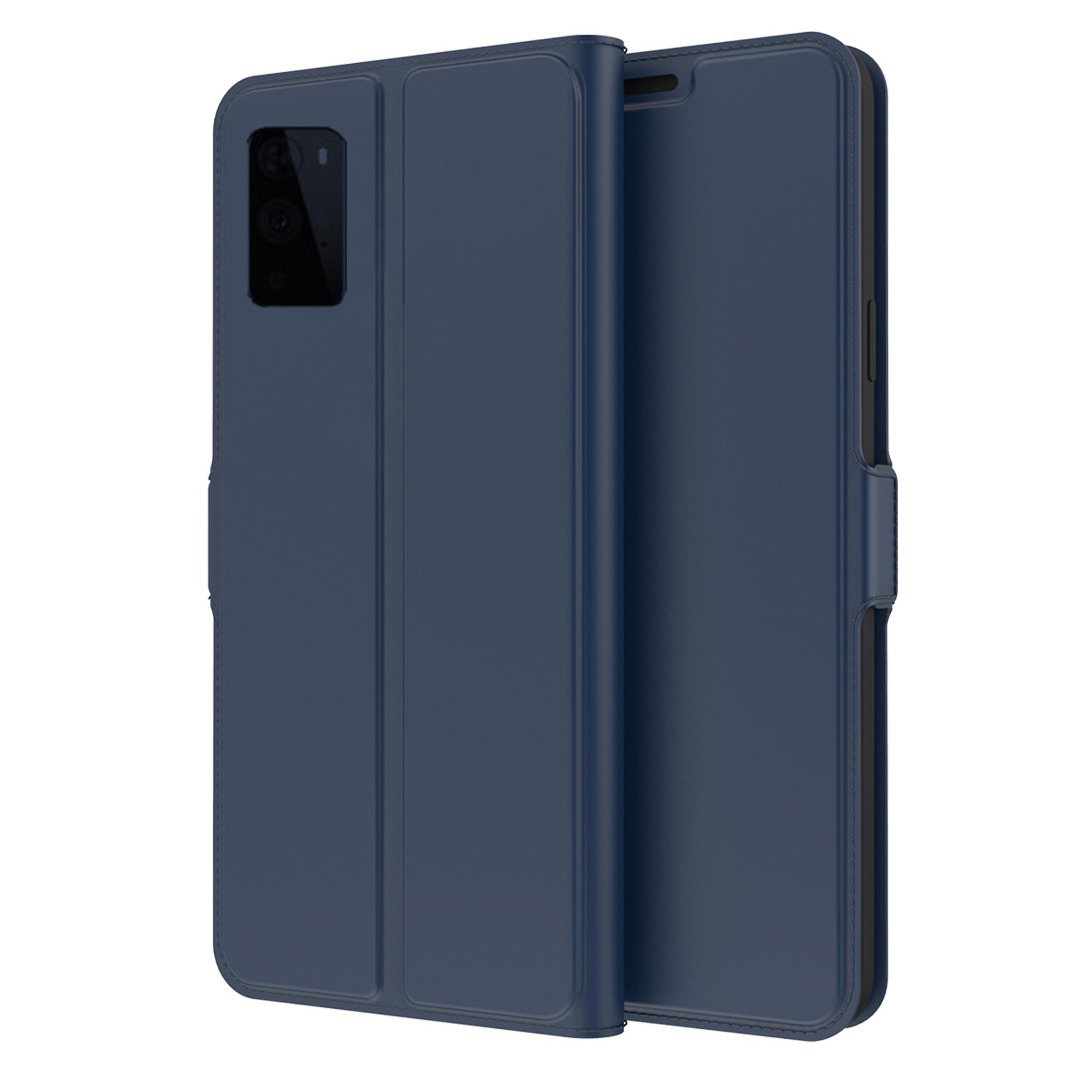 Slim Card Wallet OnePlus 9 Pro marinblå