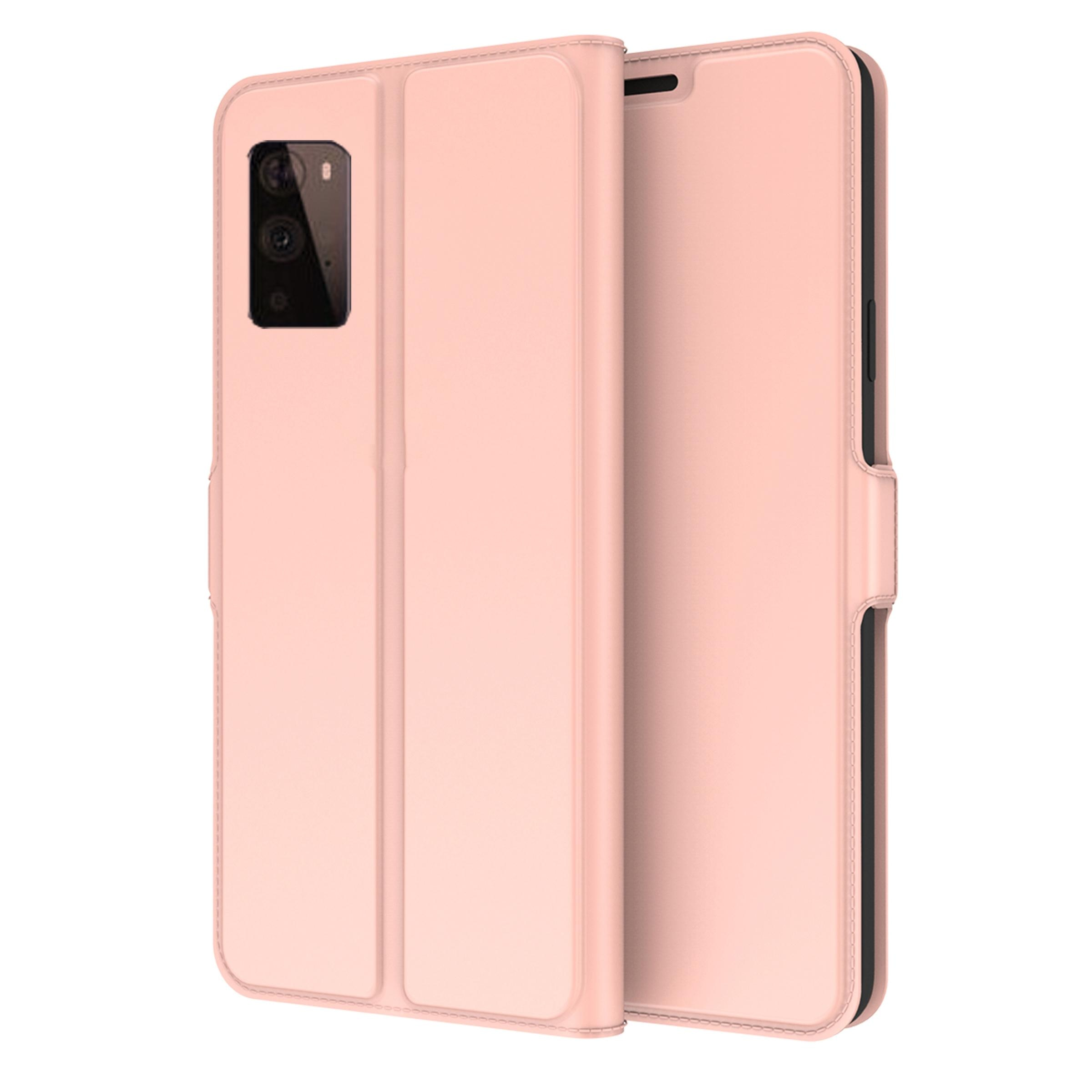 Slim Card Wallet OnePlus 9 Pro roséguld