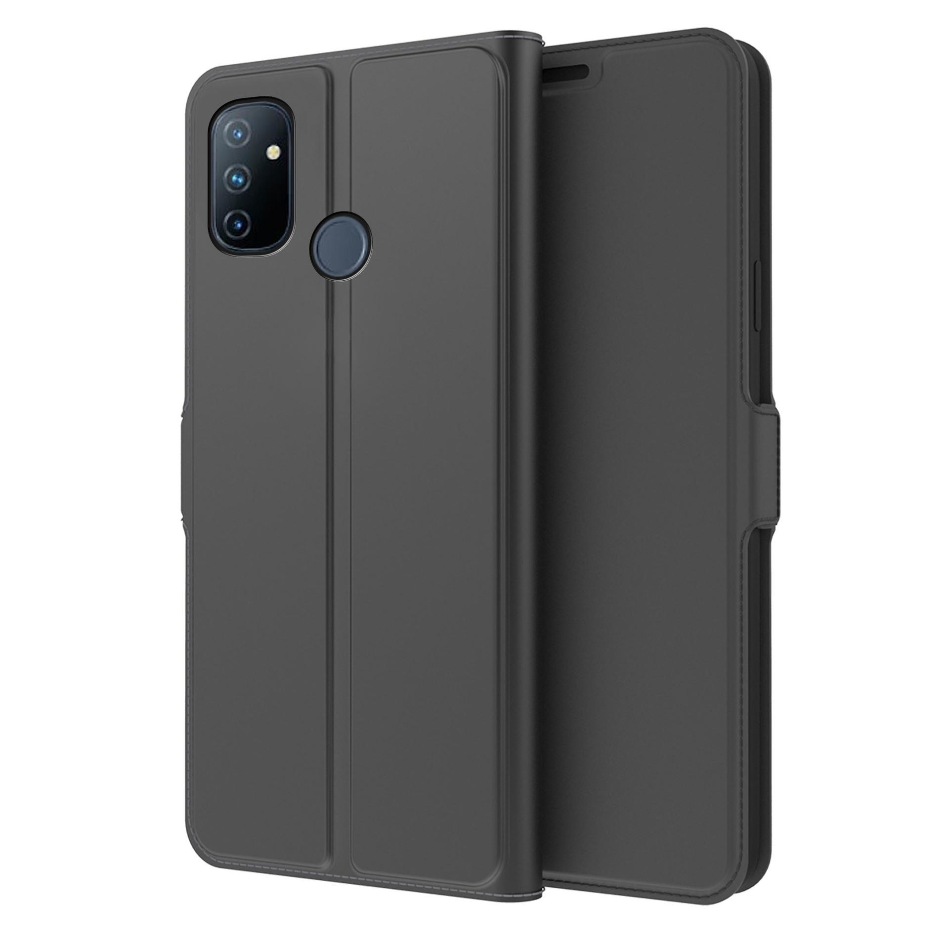 Slim Card Wallet OnePlus Nord N100 svart