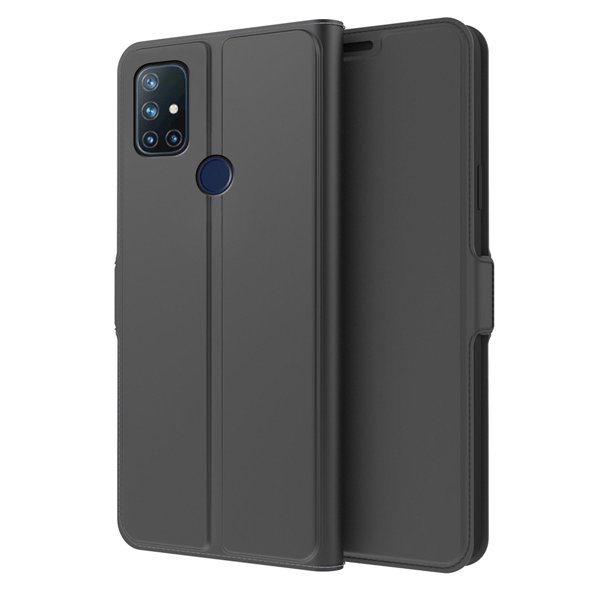 Slim Card Wallet OnePlus Nord N10 5G svart