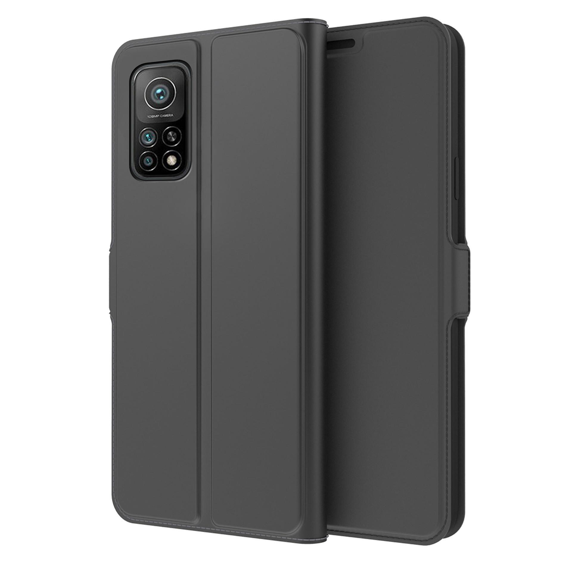 Slim Card Wallet Xiaomi Mi 10T Pro 5G svart