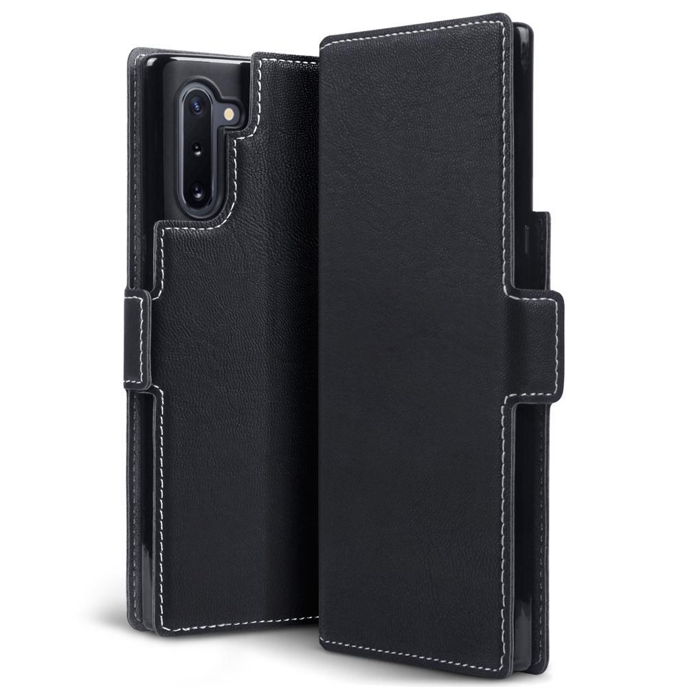 Low Profile Fodral Galaxy Note 10 svart
