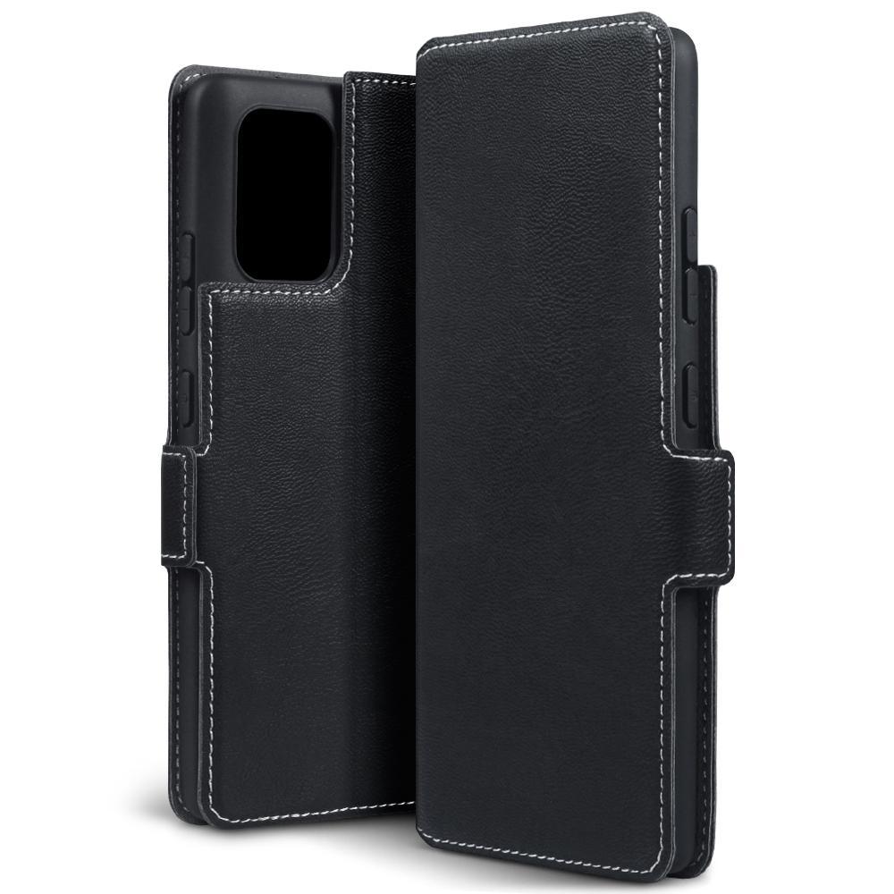 Low Profile Fodral Samsung Galaxy S10 Lite svart