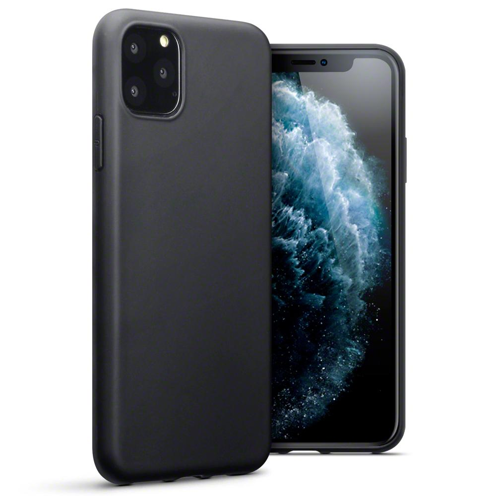 TPU Skal iPhone 11 Pro Max svart