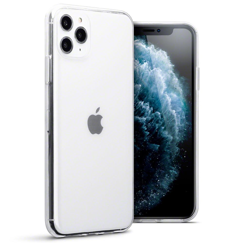 TPU Skal iPhone 11 Pro Max transparent