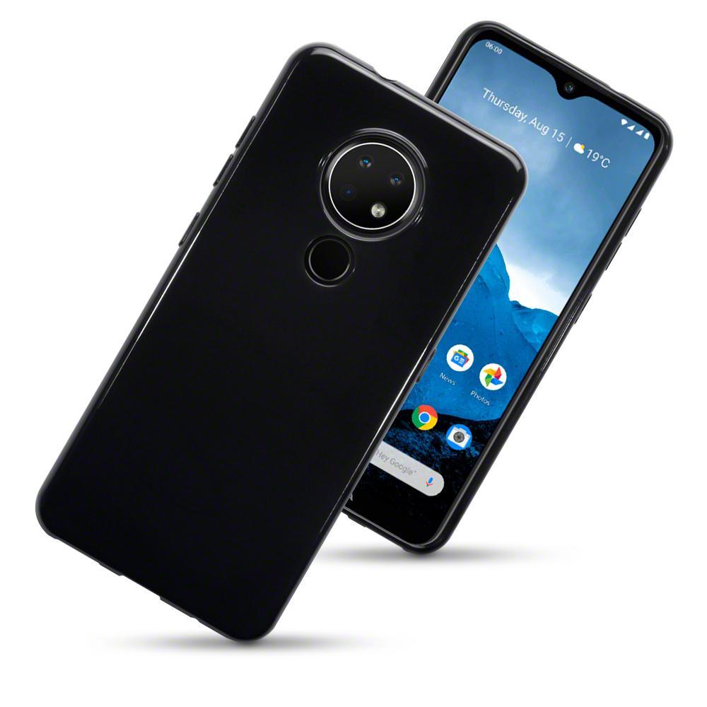 TPU Skal Nokia 6.2/7.2 svart
