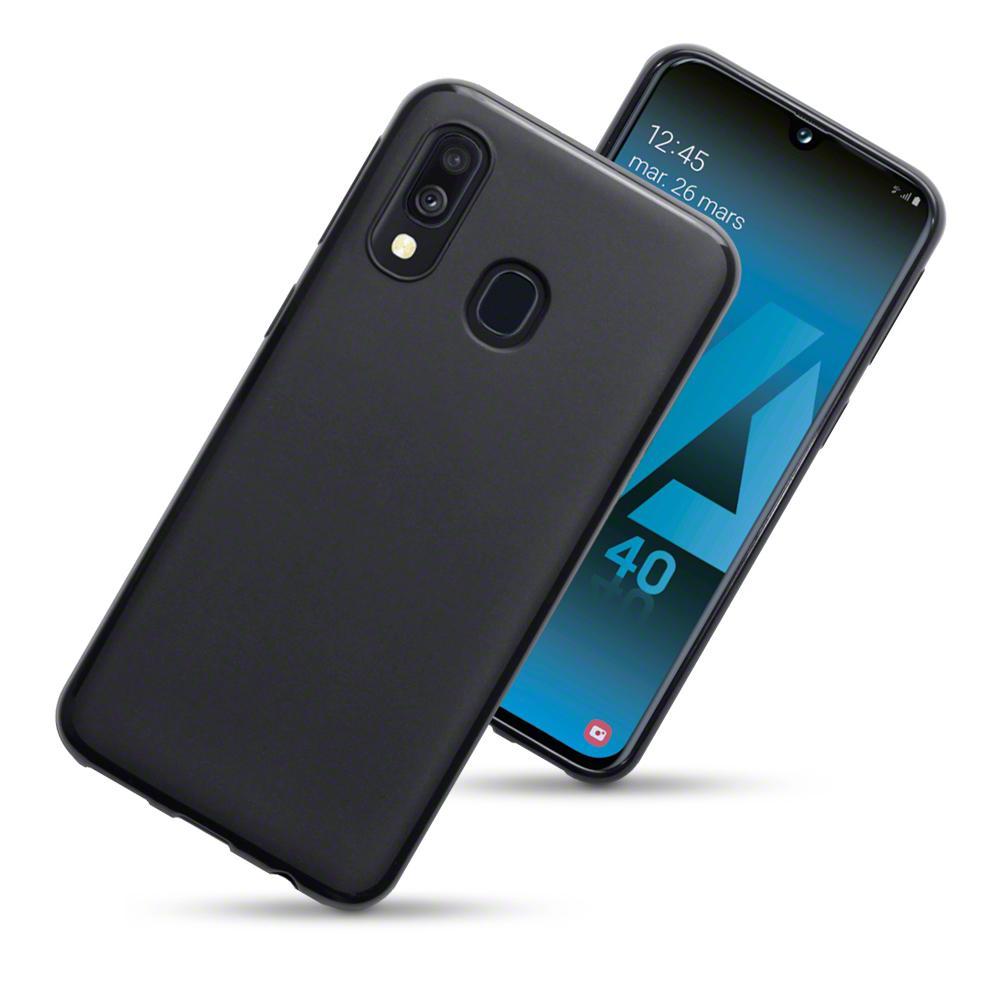 TPU Skal Samsung Galaxy A40 svart