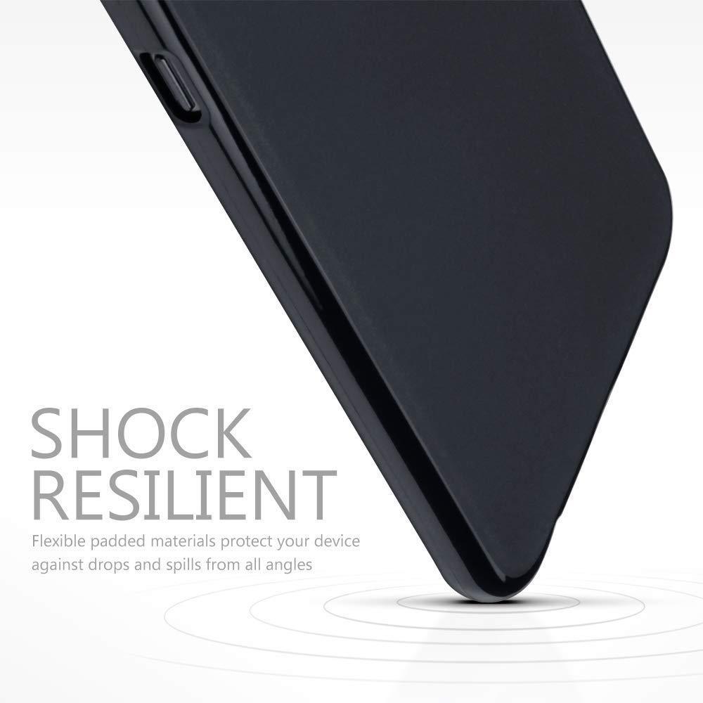 TPU Skal Samsung Galaxy J4 Plus 2018 svart