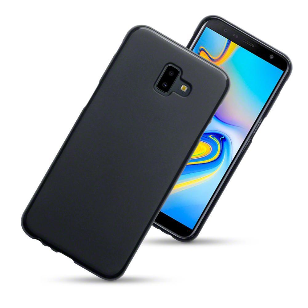 TPU Skal Samsung Galaxy J6 Plus 2018 svart