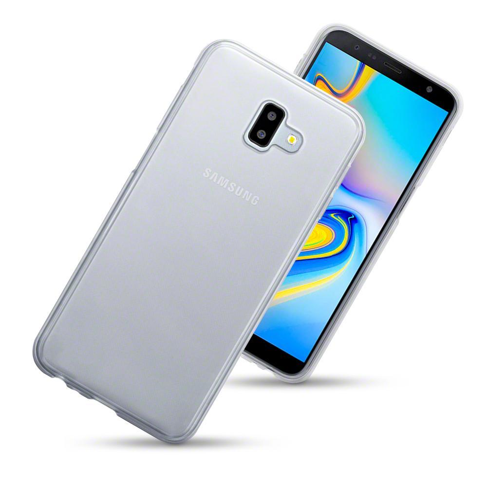 TPU Skal Samsung Galaxy J6 Plus 2018 transparent