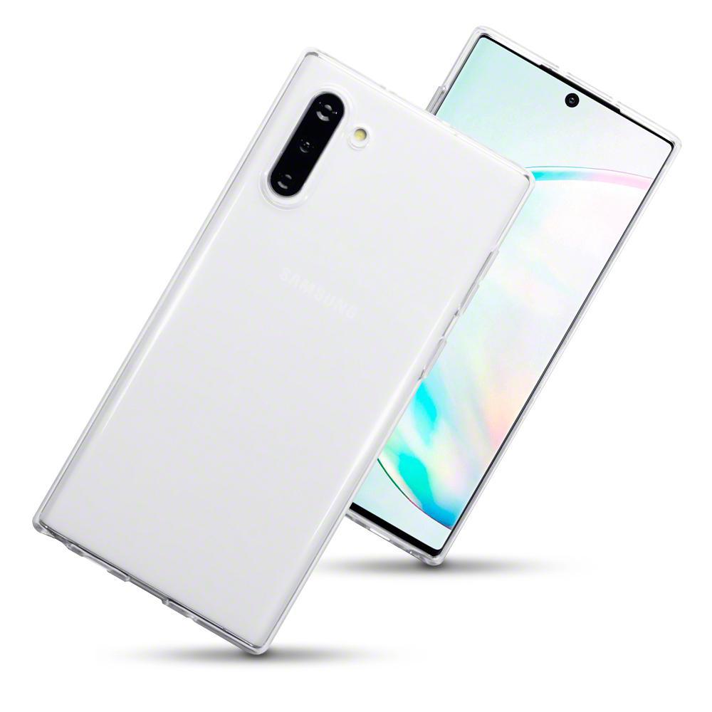 TPU Skal Samsung Galaxy Note 10 transparent