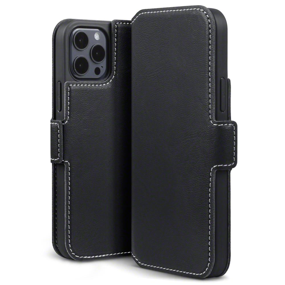 Low Profile Fodral iPhone 12/12 Pro svart