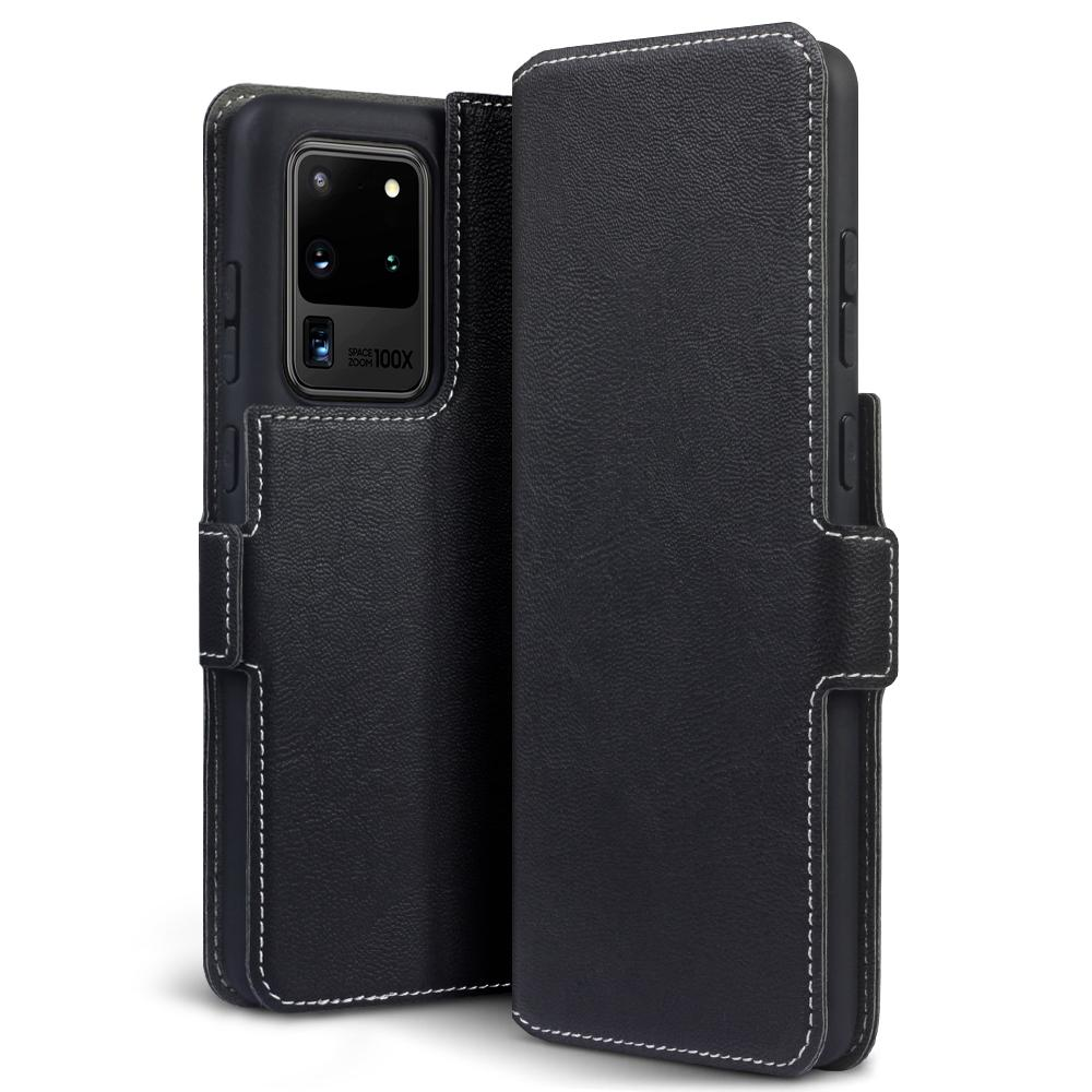 Low Profile Fodral Samsung Galaxy S20 Ultra svart
