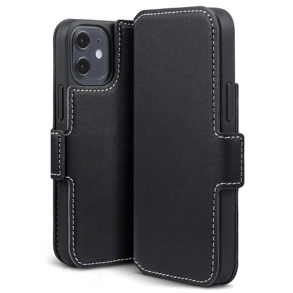 Low Profile Fodral iPhone 12 Mini svart