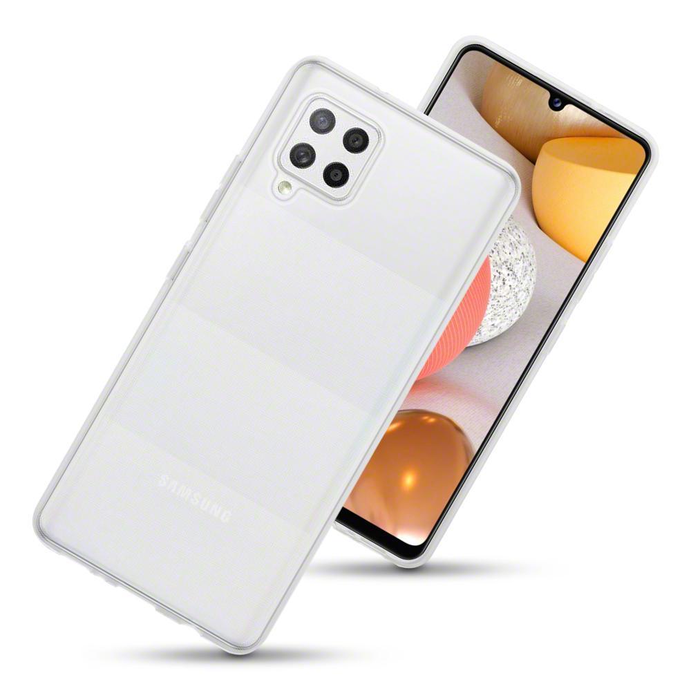 TPU Skal Samsung Galaxy A42 5G transparent
