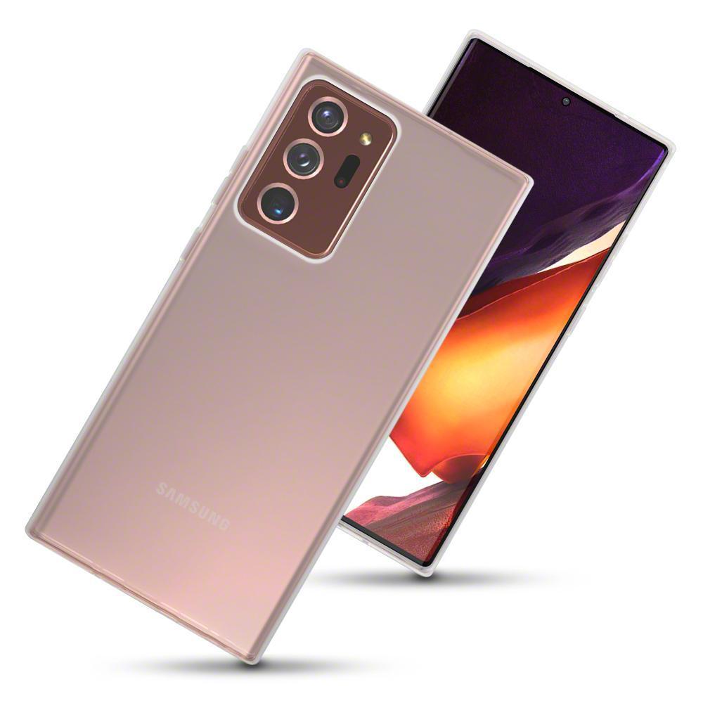 TPU Skal Samsung Galaxy Note 20 Ultra transparent