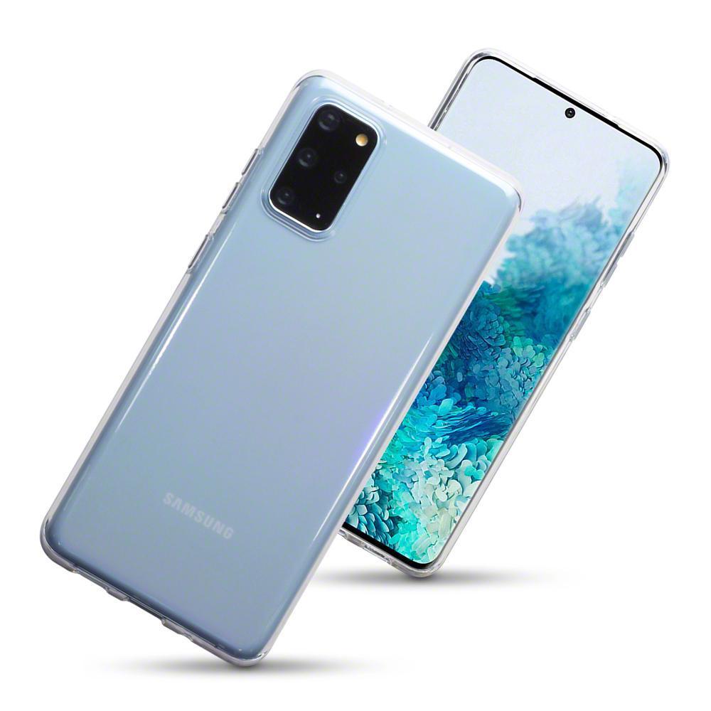TPU Skal Samsung Galaxy S20 Plus transparent
