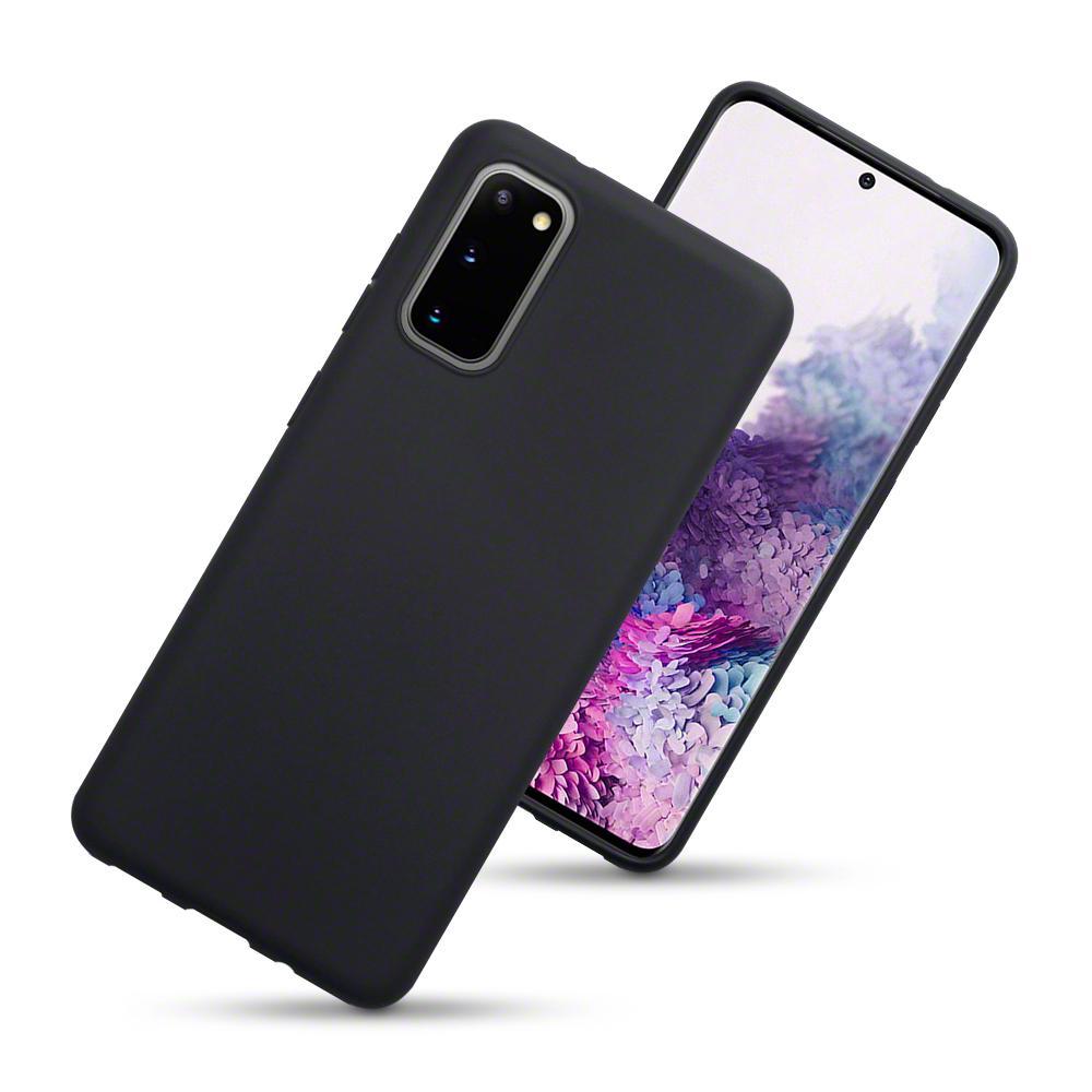 TPU Skal Samsung Galaxy S20 svart