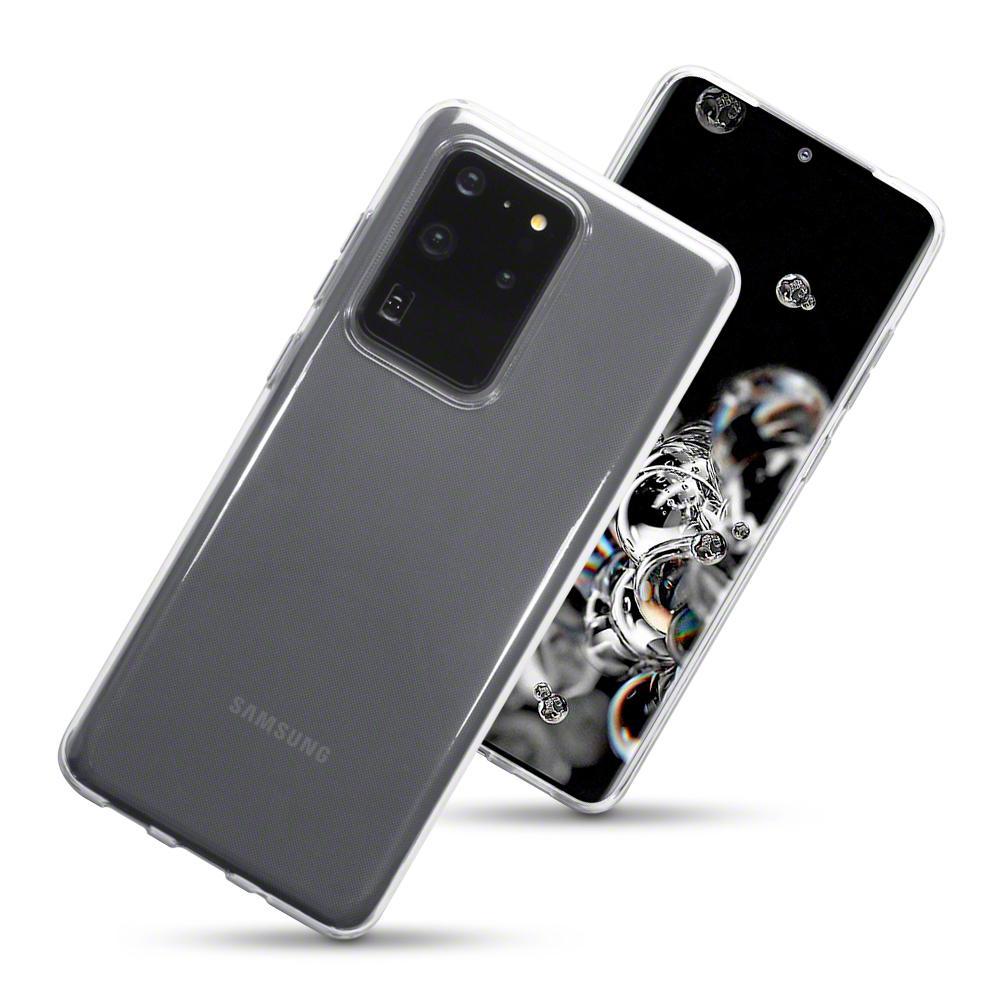 TPU Skal Samsung Galaxy S20 Ultra transparent