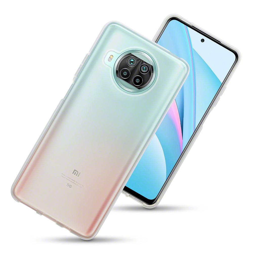 TPU Skal Xiaomi Mi 10T Lite 5G transparent