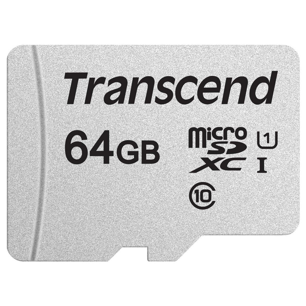 microSDHC 64GB UHS-I CL10 U1 (R95/W45)