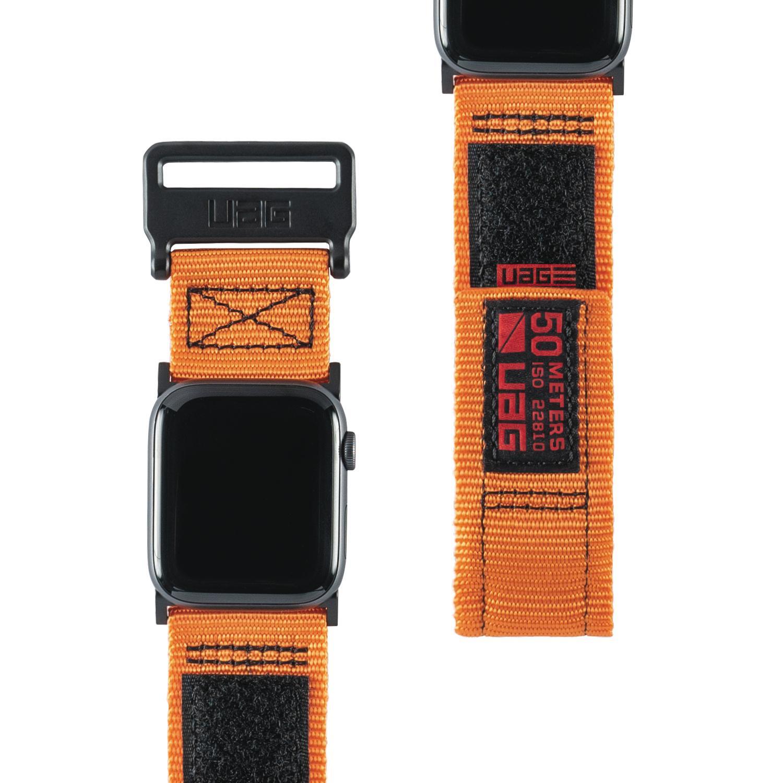 Active Strap Apple Watch 42/44/45 mm Orange
