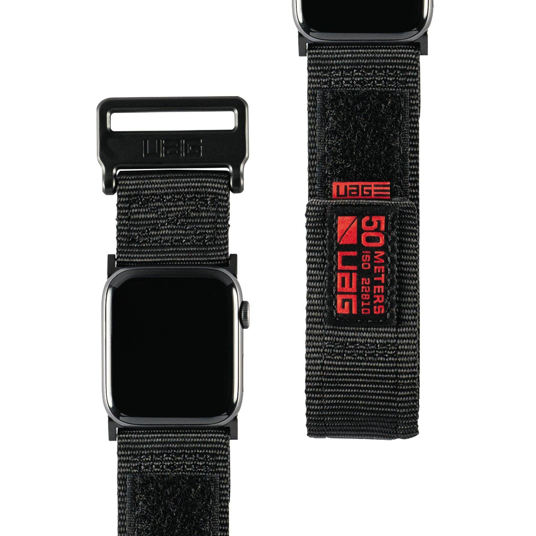 Active Strap Apple Watch 42/44 mm Black