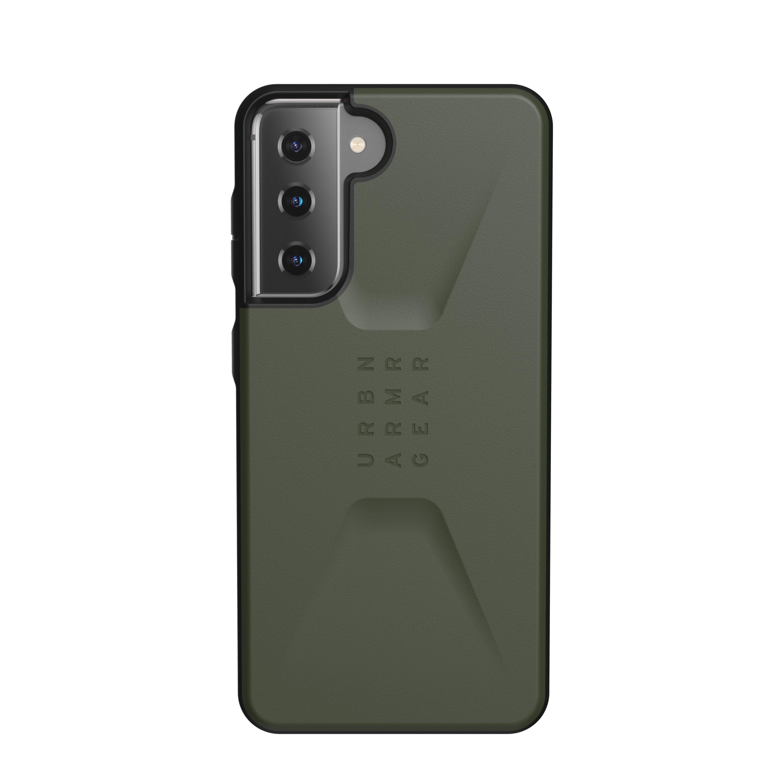 Civilian Series Case Galaxy S21 Olive
