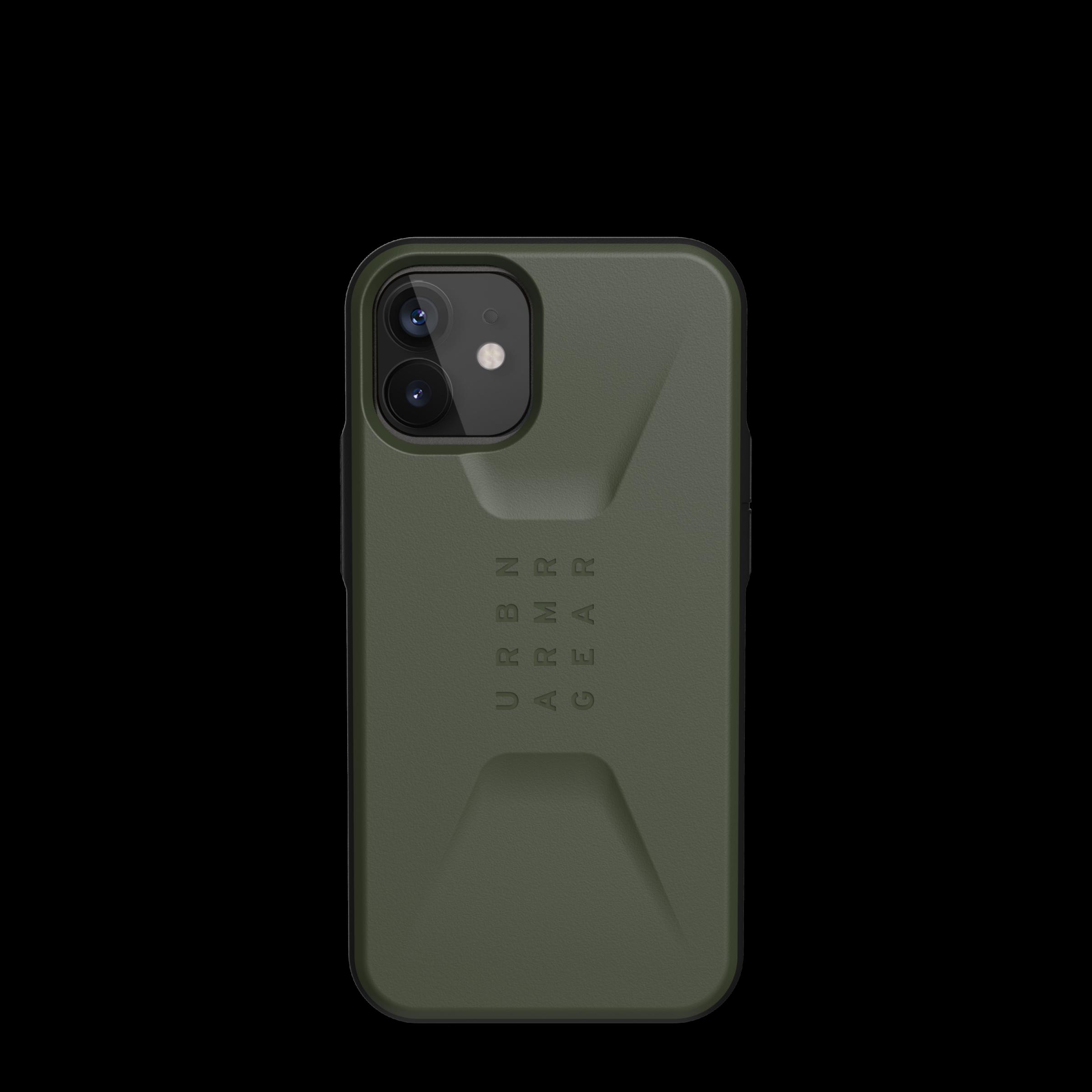 Civilian Series Case iPhone 12 Mini Olive