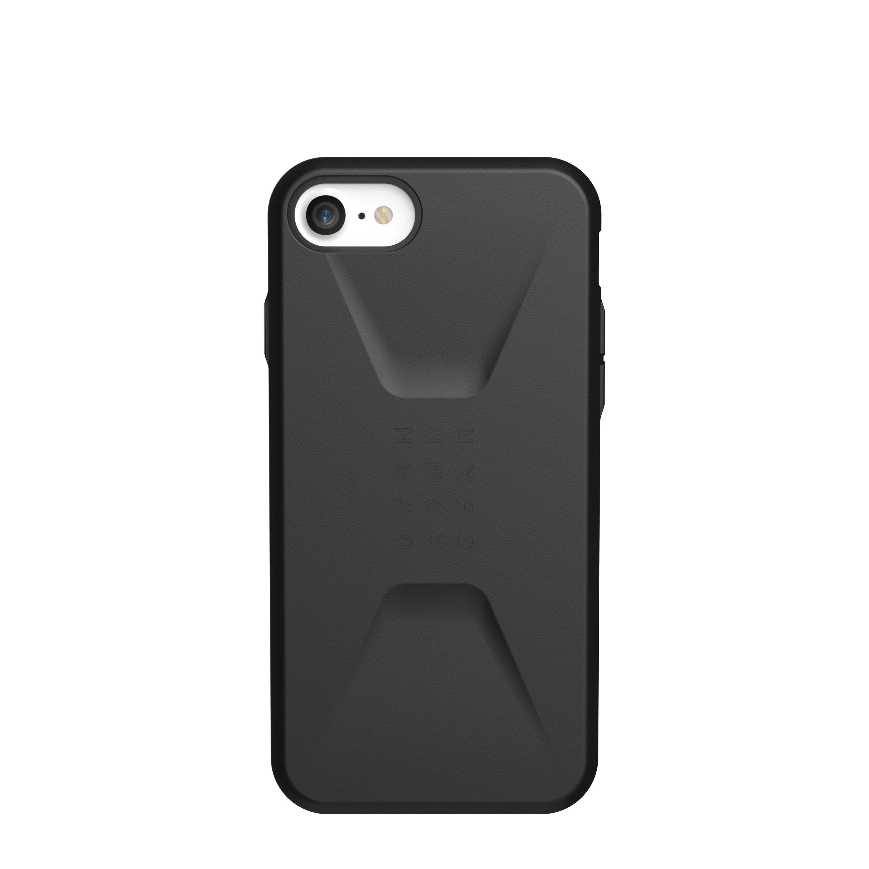 Civilian Series Case iPhone 7/8/SE 2020 Black