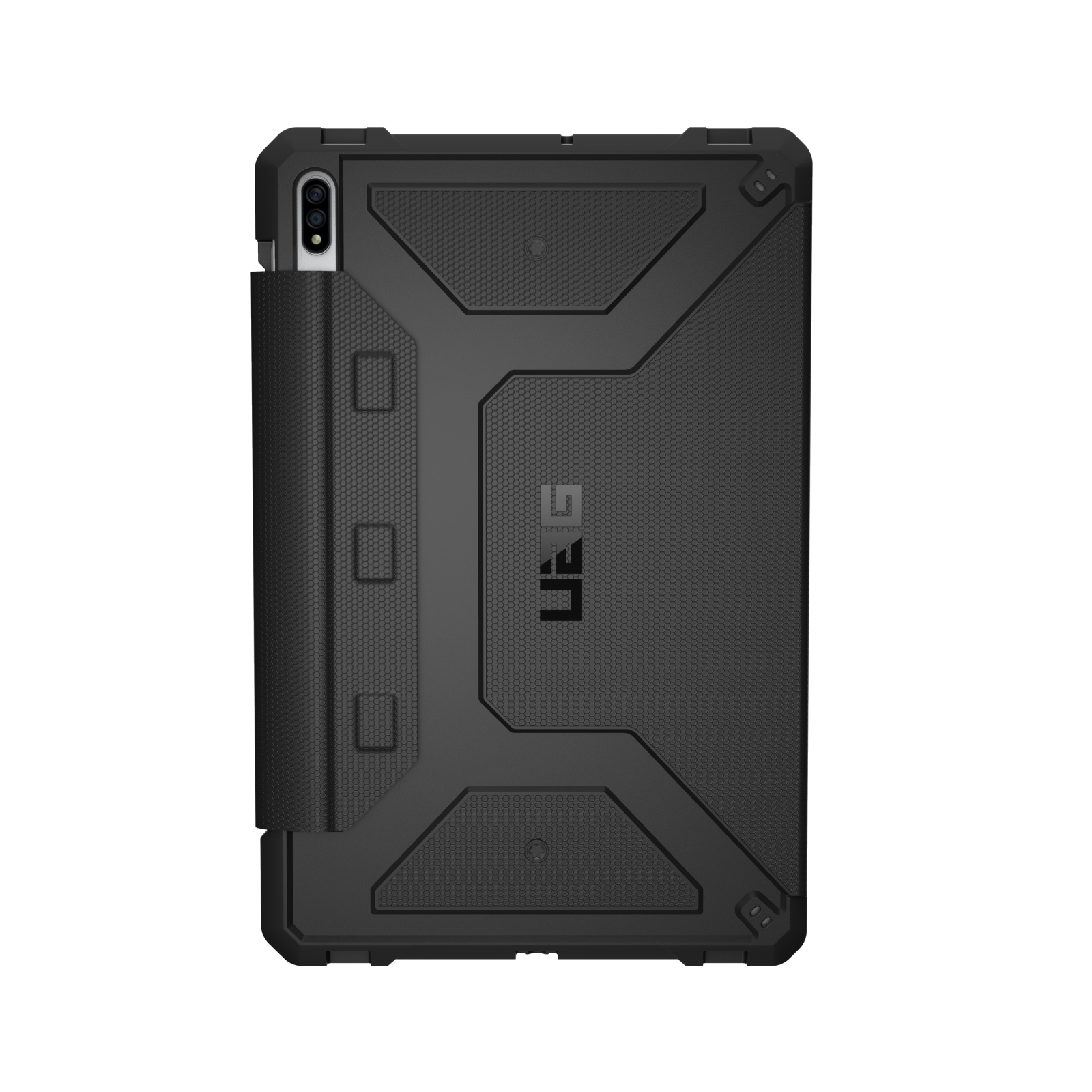Metropolis Series Case Galaxy Tab S7 Black