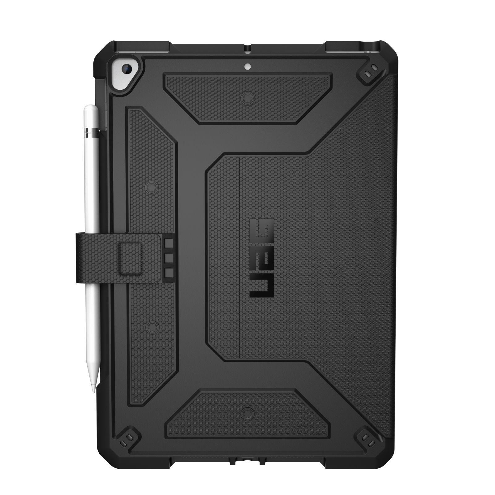 Metropolis Series Case iPad 10.2 2019/2020 Black