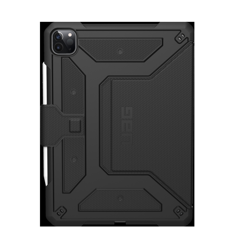 Metropolis Series Case iPad Pro 12.9 2020/2021 Black