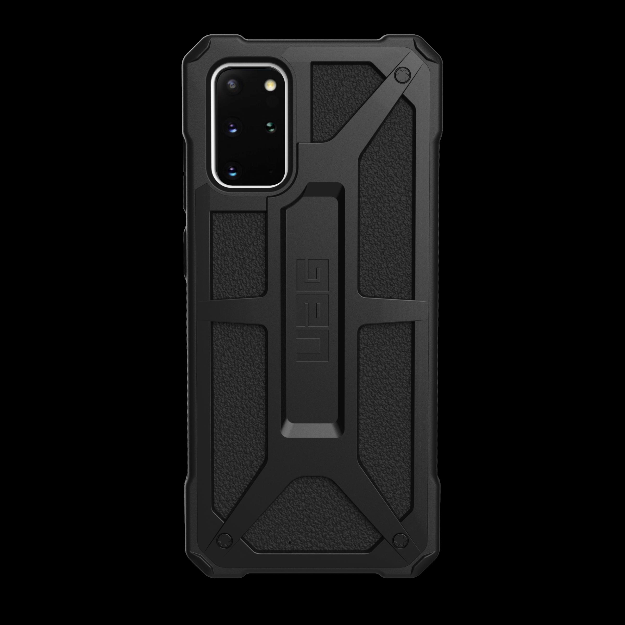 Monarch Series Case Galaxy S20 Plus Black