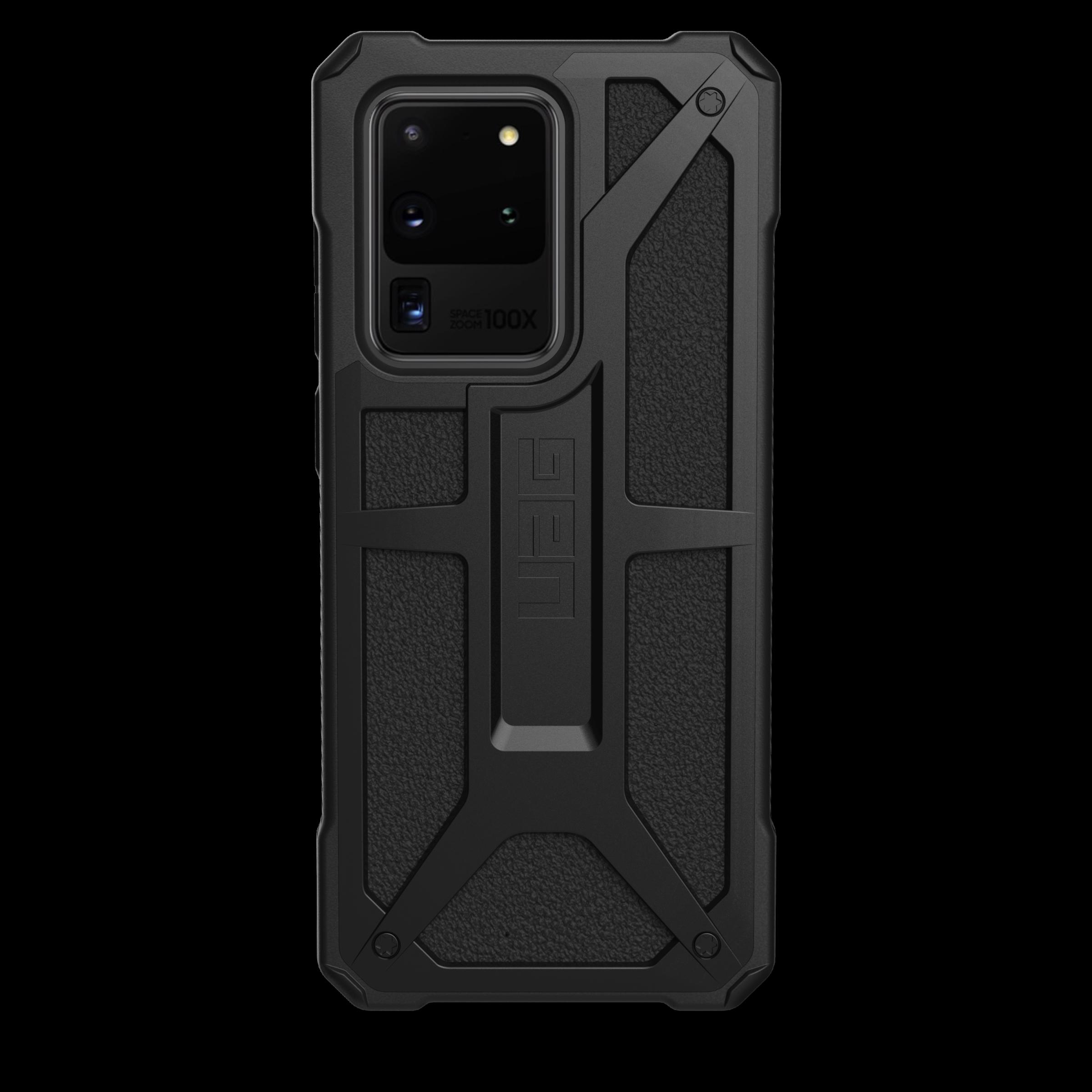 Monarch Series Case Galaxy S20 Ultra Black