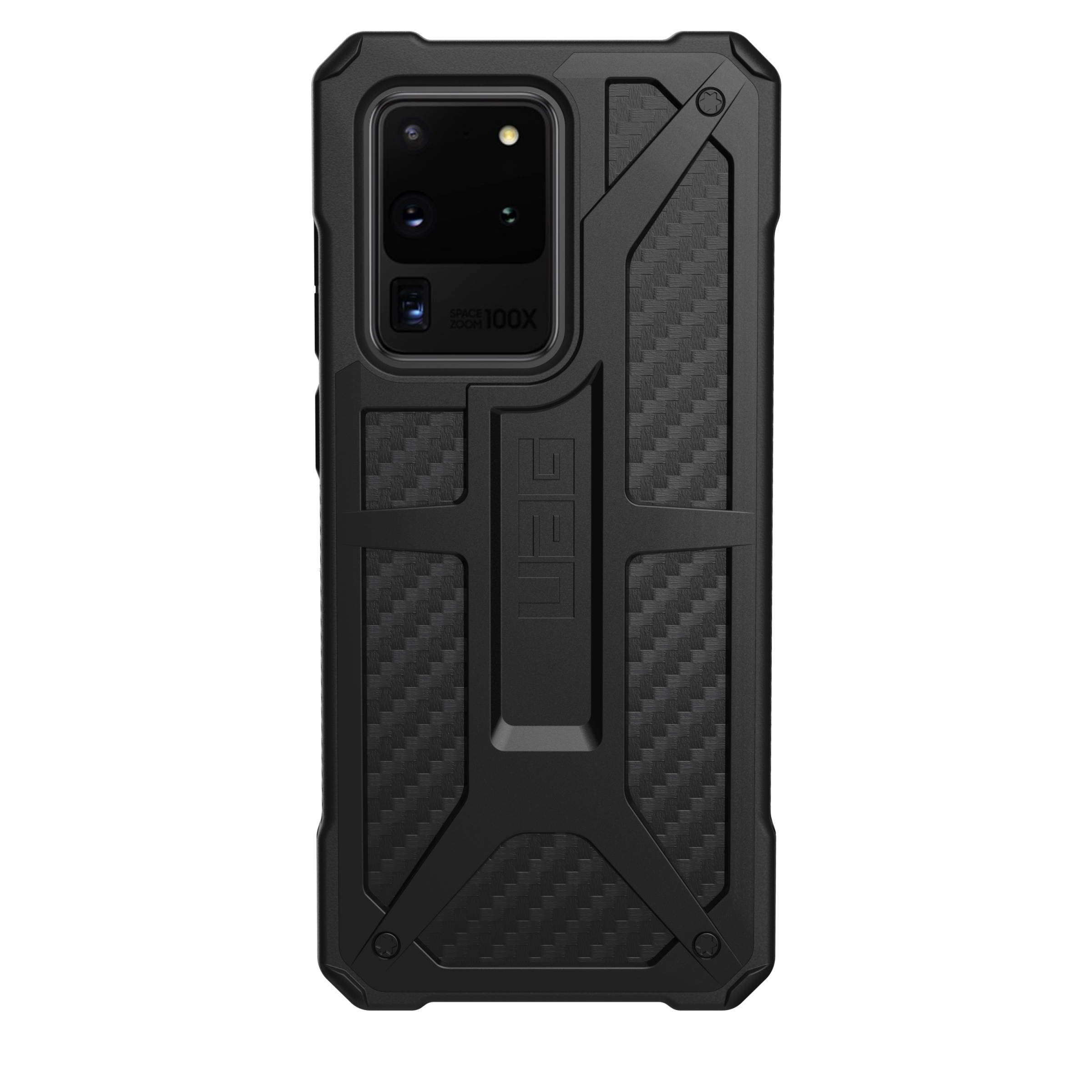 Monarch Series Case Galaxy S20 Ultra Carbon Fiber