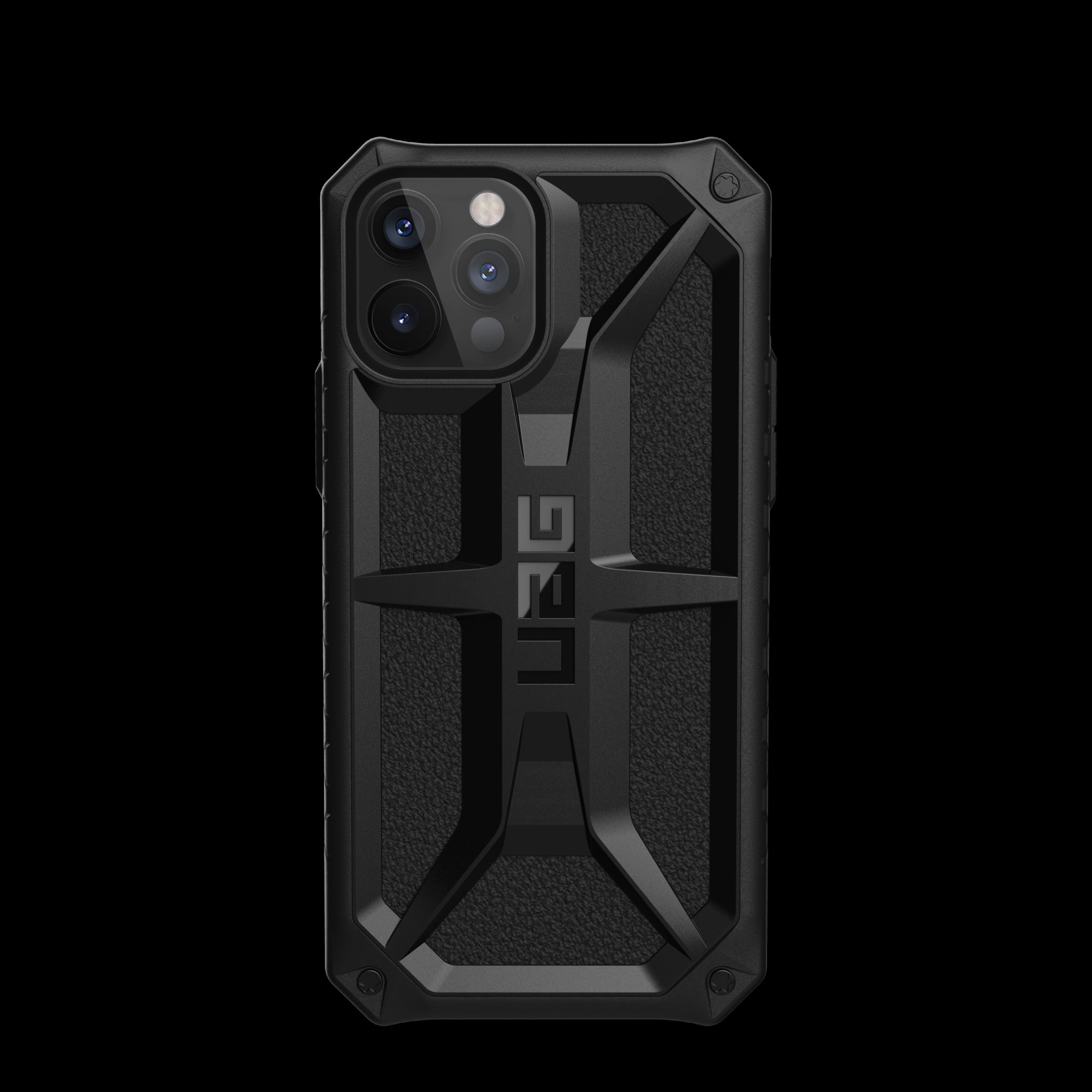 Monarch Series Case iPhone 12/12 Pro Black