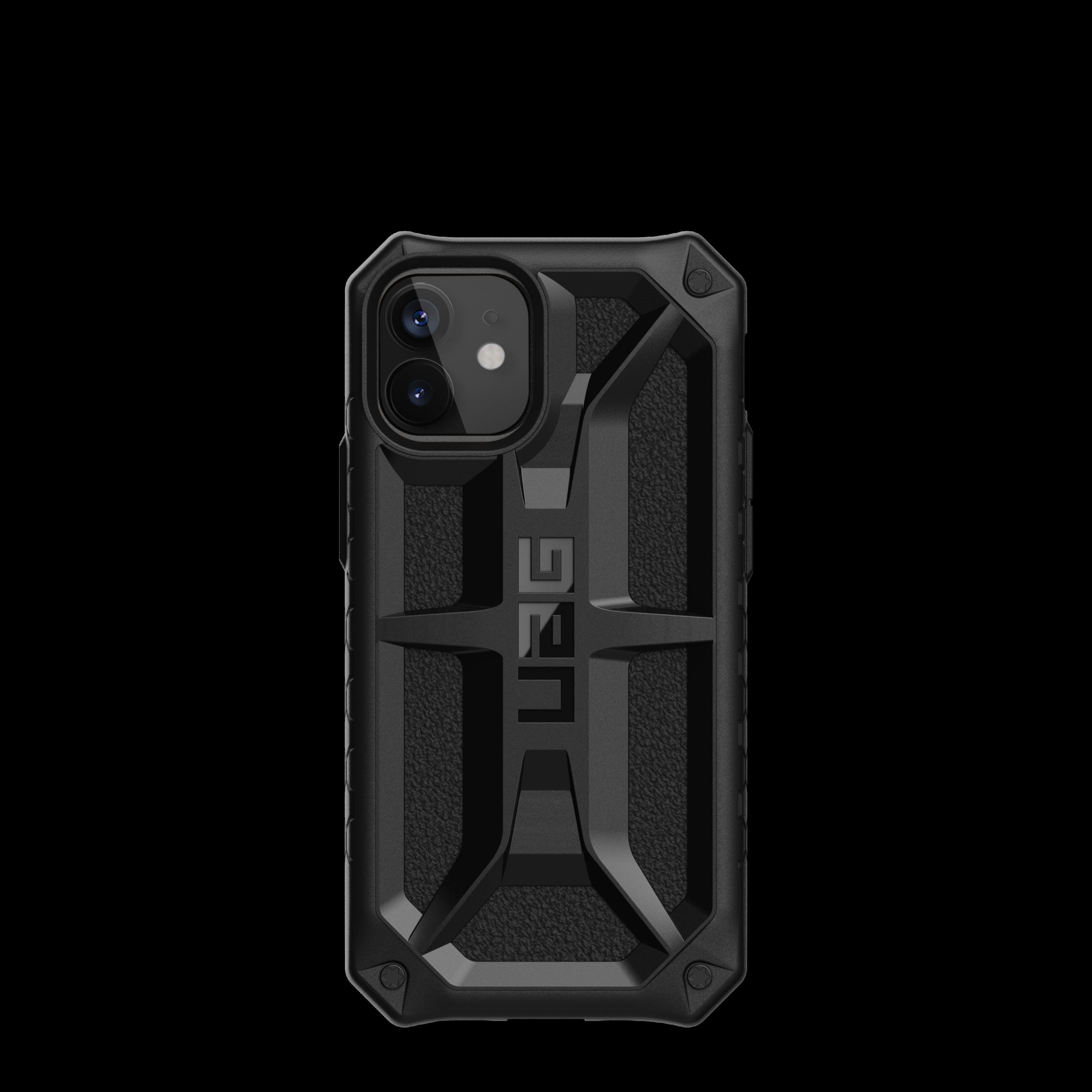 Monarch Series Case iPhone 12 Mini Black